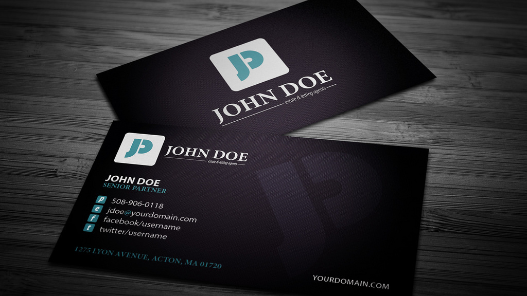 Get Noticed With These DIY Business Cards - Networking business card templates