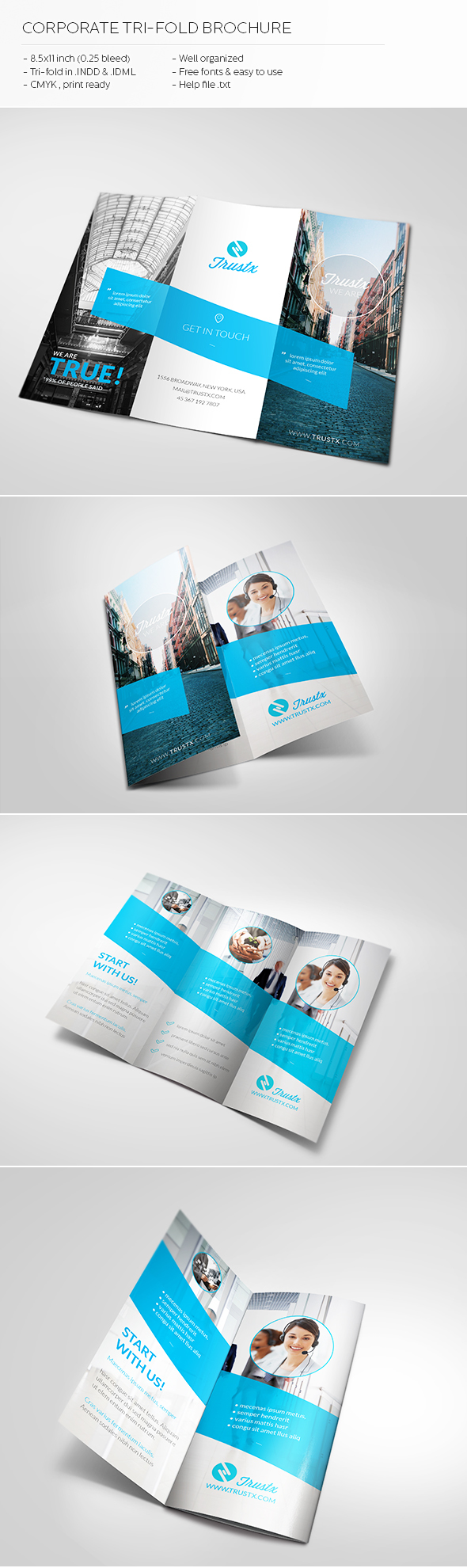 hotel brochure design inspiration - 25 brochure inspirations to boost your product sales