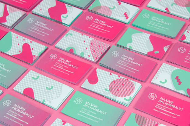 Impressive business cards from around the globe personal business card canada reheart Images